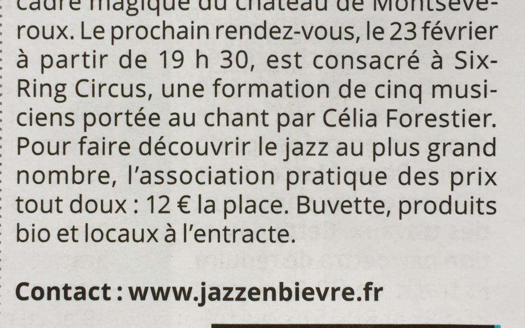 – A nouveau dans Isère Mag !